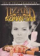 Una lucertola con la pelle di donna - DVD cover (xs thumbnail)