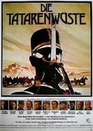 Il deserto dei Tartari - German Movie Poster (xs thumbnail)
