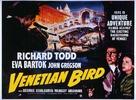 Venetian Bird - British Movie Poster (xs thumbnail)