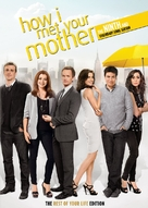 """""""How I Met Your Mother"""" - DVD movie cover (xs thumbnail)"""