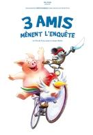 Mullewapp - Das große Kinoabenteuer der Freunde - French Movie Poster (xs thumbnail)
