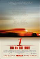 1: Life On The Limit - British Movie Poster (xs thumbnail)