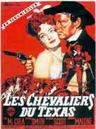 South of St. Louis - French Movie Poster (xs thumbnail)