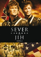 """""""North and South"""" - Czech DVD cover (xs thumbnail)"""