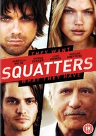 Squatters - British DVD movie cover (xs thumbnail)