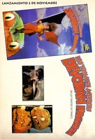 Killer Tomatoes Eat France! - Argentinian poster (xs thumbnail)