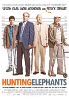 Hunting Elephants - Swiss Movie Poster (xs thumbnail)