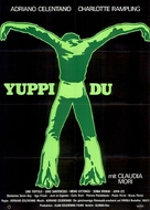 Yuppi du - German Movie Poster (xs thumbnail)