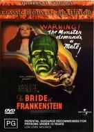 Bride of Frankenstein - Australian Movie Cover (xs thumbnail)