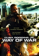 The Way of War - DVD cover (xs thumbnail)