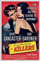 The Killers - Movie Poster (xs thumbnail)