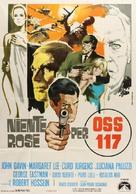 Niente rose per OSS 117 - Italian Movie Poster (xs thumbnail)