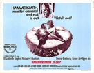 Hammersmith Is Out - Movie Poster (xs thumbnail)