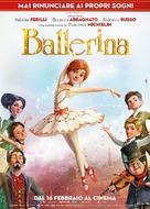 Ballerina - Italian Movie Poster (xs thumbnail)