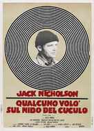 One Flew Over the Cuckoo's Nest - Italian Movie Poster (xs thumbnail)