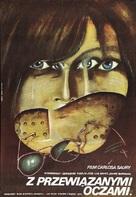 Los ojos vendados - Polish Movie Poster (xs thumbnail)