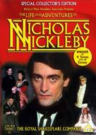 """The Life and Adventures of Nicholas Nickleby"" - British DVD cover (xs thumbnail)"