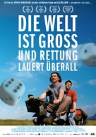 Svetat e golyam i spasenie debne otvsyakade - German Movie Poster (xs thumbnail)