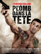Bullet to the Head - French Movie Poster (xs thumbnail)