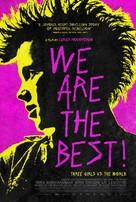 Vi är bäst! - Movie Poster (xs thumbnail)