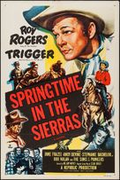 Springtime in the Sierras - Movie Poster (xs thumbnail)