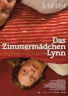 Das Zimmermädchen Lynn - German Movie Poster (xs thumbnail)