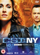"""CSI: NY"" - British DVD movie cover (xs thumbnail)"