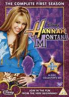 """Hannah Montana"" - British Movie Cover (xs thumbnail)"