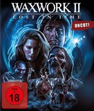 Waxwork II: Lost in Time - German Movie Cover (xs thumbnail)