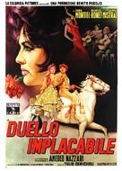 Carmen la de Ronda - Italian Movie Poster (xs thumbnail)