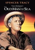 The Old Man and the Sea - DVD movie cover (xs thumbnail)