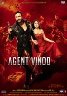 Agent Vinod - Indian Movie Poster (xs thumbnail)