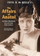 The Affairs of Anatol - Movie Cover (xs thumbnail)