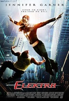 Elektra - Theatrical poster (xs thumbnail)