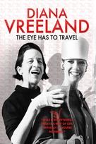 Diana Vreeland: The Eye Has to Travel - DVD cover (xs thumbnail)
