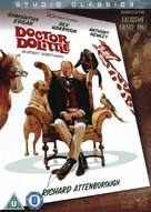 Doctor Dolittle - British Movie Cover (xs thumbnail)