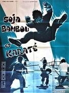 Long hu tan - French Movie Poster (xs thumbnail)