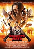 Machete Kills - Portuguese Movie Poster (xs thumbnail)