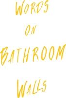 Words on Bathroom Walls - Logo (xs thumbnail)