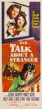 Talk About a Stranger - Movie Poster (xs thumbnail)