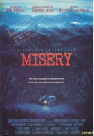 Misery - Spanish Movie Poster (xs thumbnail)