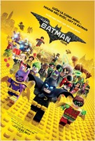 The Lego Batman Movie - Vietnamese Movie Poster (xs thumbnail)