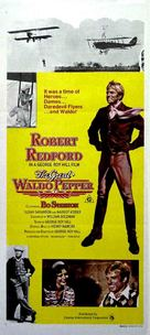 The Great Waldo Pepper - Australian Movie Poster (xs thumbnail)