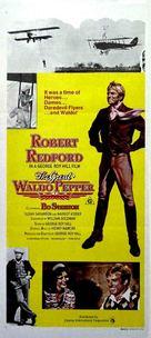 The Great Waldo Pepper - Australian Movie Poster (xs thumbnail)