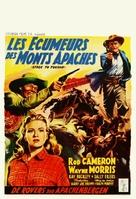 Stage to Tucson - Belgian Movie Poster (xs thumbnail)