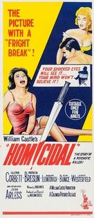Homicidal - Australian Movie Poster (xs thumbnail)