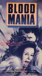 Blood Mania - VHS movie cover (xs thumbnail)