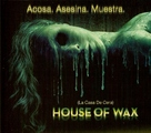 House of Wax - Argentinian Movie Poster (xs thumbnail)