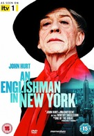 An Englishman in New York - British Movie Cover (xs thumbnail)