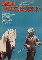Run Wild, Run Free - Polish Movie Poster (xs thumbnail)